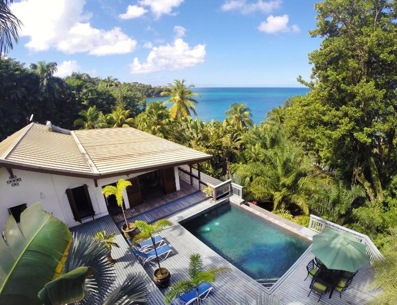 Welcome to the Barefoot Beach Villa... - Barefoot Beach Villa | Walking Access to 2 Beaches - Saint Lucia - rentals