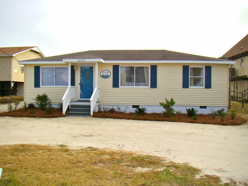 Cottage By The Sea - Cottage By The Sea - Folly Beach, SC - 3 Beds - 2 Baths - Blue Mountain Beach - rentals