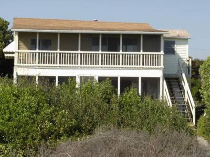 Exterior - Drip Dry - Down - Folly Beach, SC - 2 Beds BATHS: 1 Full - Folly Beach - rentals