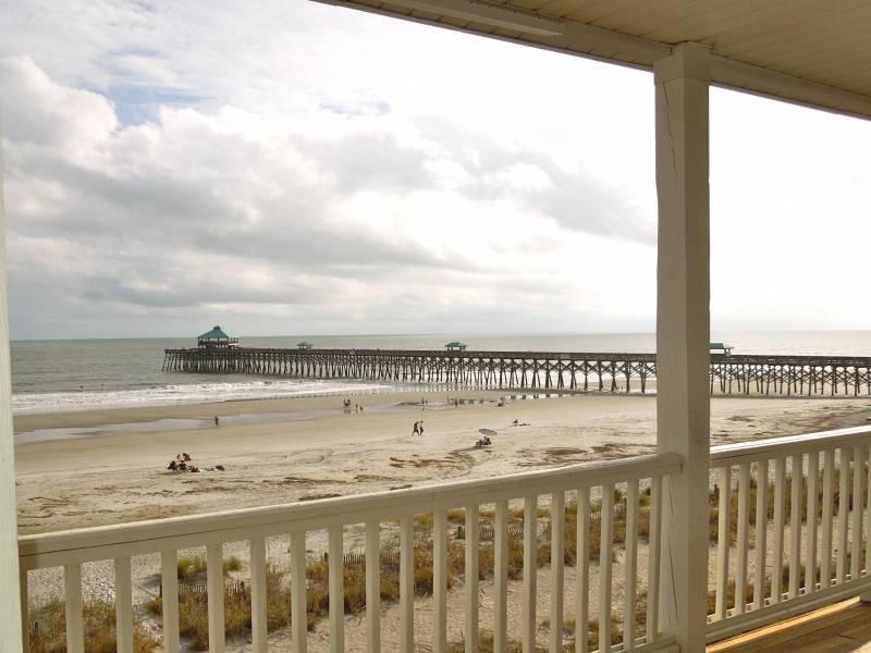 Ocean View - Folly Beach Suites 3C - Folly Beach, SC - 1 Beds - 1 Baths - Blue Mountain Beach - rentals