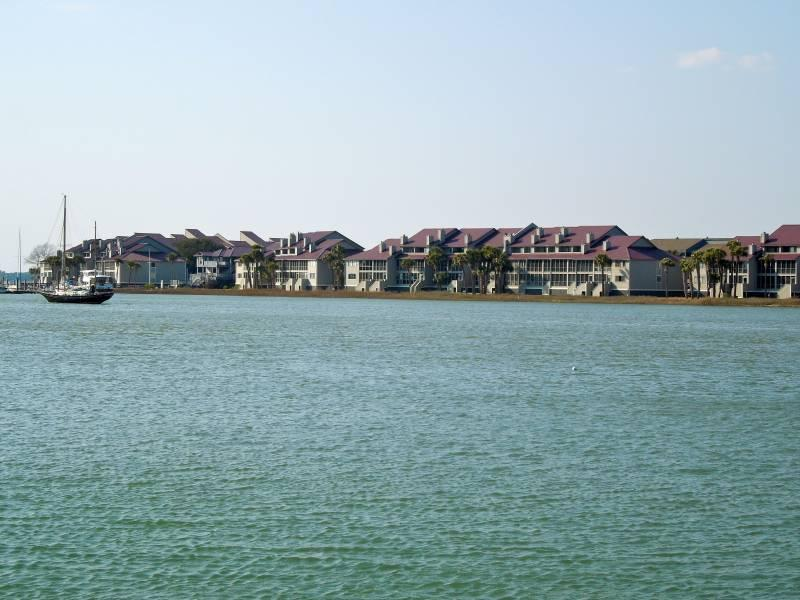 Exterior - Mariners Cay 91 - Folly Beach, SC - 3 Beds BATHS: 2 Full - Folly Beach - rentals