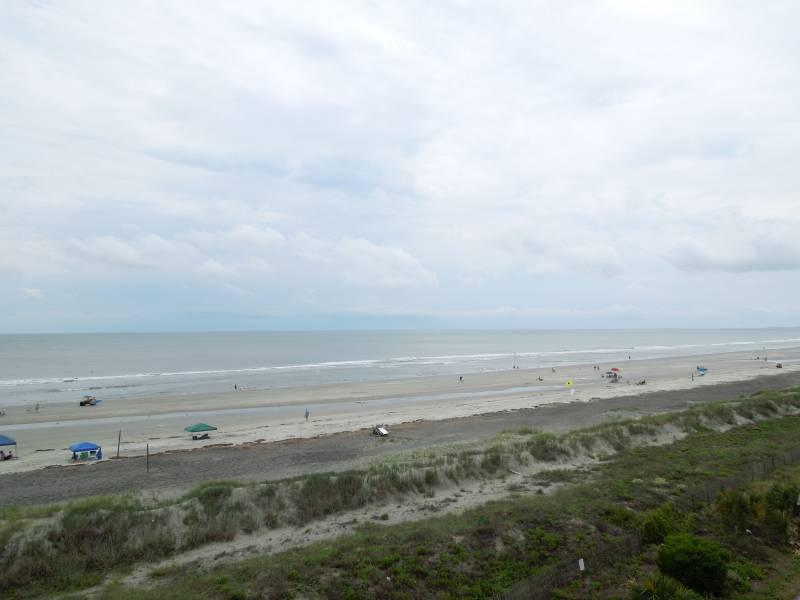 Ocean View - Ocean Pointe Villa 301 - Folly Beach, SC - 3 Beds BATHS: 3 Full - Folly Beach - rentals