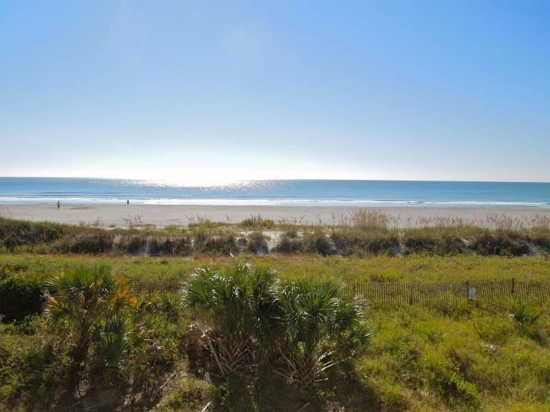 Gorgeous Ocean View - Seacoast Villas 2 - Folly Beach, SC - 3 Beds BATHS: 3 Full - Folly Beach - rentals