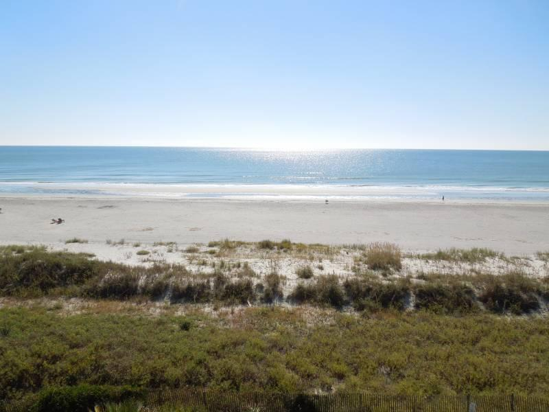 Ocean View - Seacoast Villas 8 - Folly Beach, SC - 3 Beds BATHS: 3 Full - Folly Beach - rentals