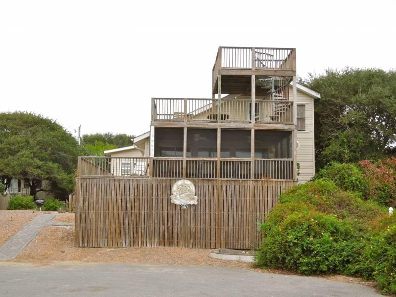 Exterior - The Boat House - Folly Beach, SC - 5 Beds - 4 Baths - Blue Mountain Beach - rentals