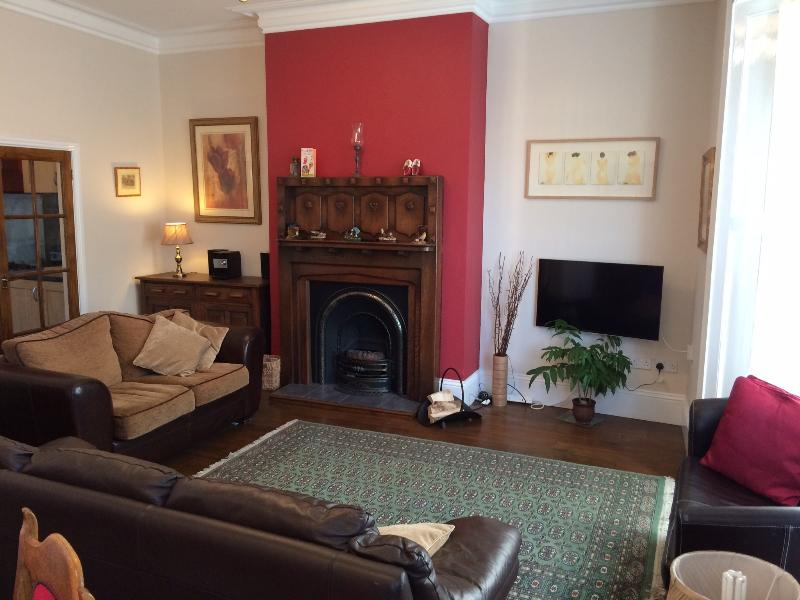 Open lounge - Alpha Apartment Saltburn  Self catering holiday - Saltburn-by-the-Sea - rentals