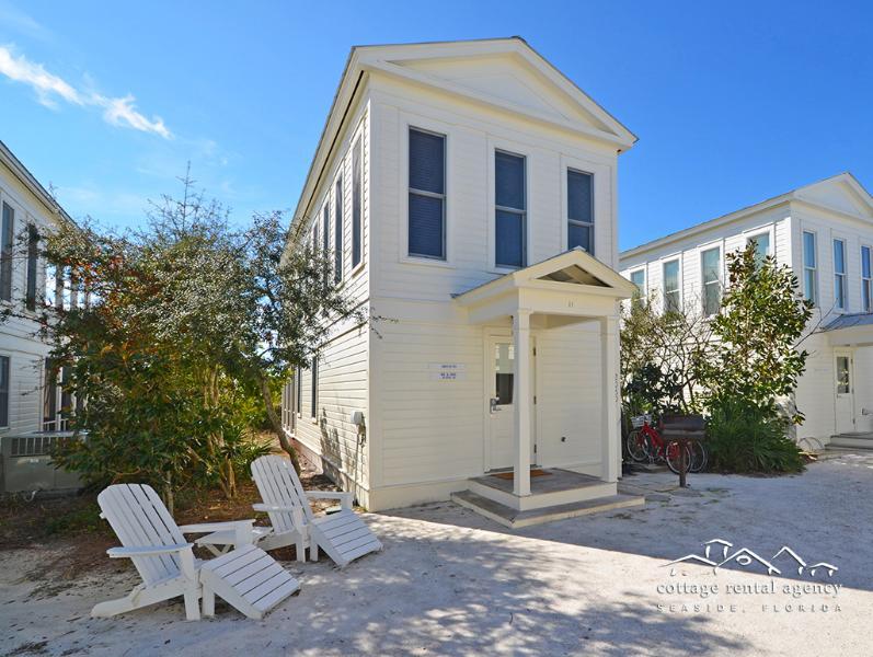 Front view - Sweetie Pie - Seaside - rentals