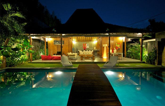 Luxury Joglo Style Villa in Famous Oberoi Seminyak - Image 1 - Seminyak - rentals
