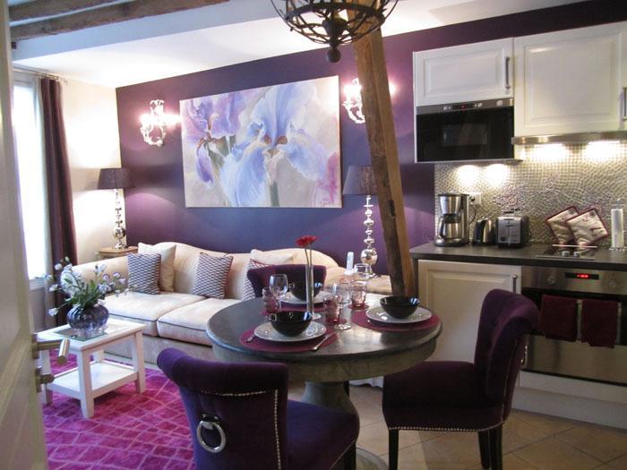 Fleur de Poitou - Elegant one-bedroom - le Marais - Image 1 - Paris - rentals