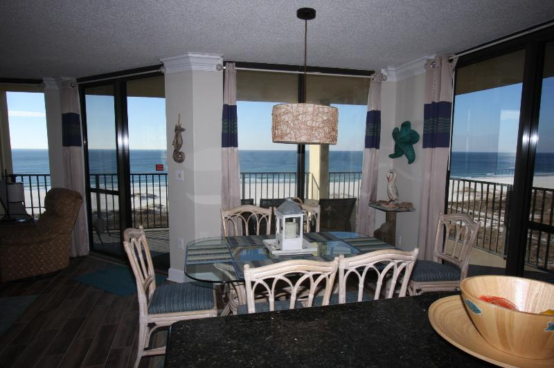 Beachfront view from 3 walls. Nothing like a corner unit! - Stunning Corner Beachfront Views! New furniture,etc. DEAL 4/28-5/6!amenities! - Orange Beach - rentals