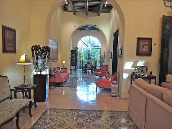 Main house - Casa de Dos Tortugas Bed and Breakfast - Merida - rentals