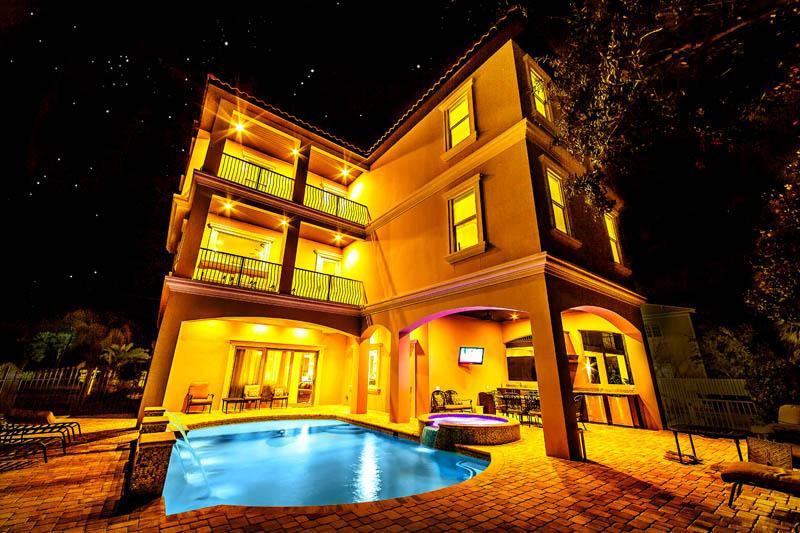 Aegean: Brand New, 9 Bdrm, Private Pool, Game Room - Image 1 - Miramar Beach - rentals