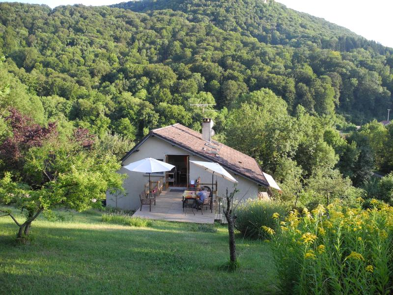 holiday house on the river Doubs and cycle path - Image 1 - Belfort - rentals