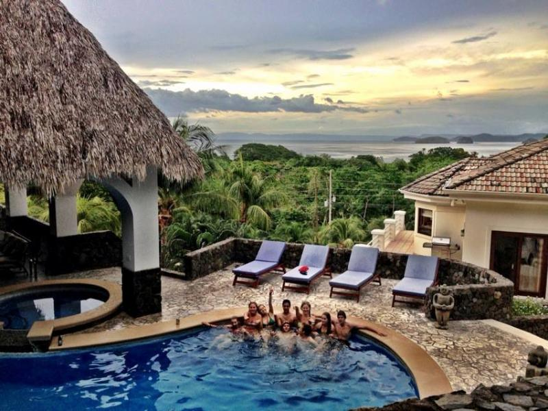 Fabulous Ocean View Villa - Luxury Ocean View- Pura Vida Villa in Costa Rica - Playa Ocotal - rentals