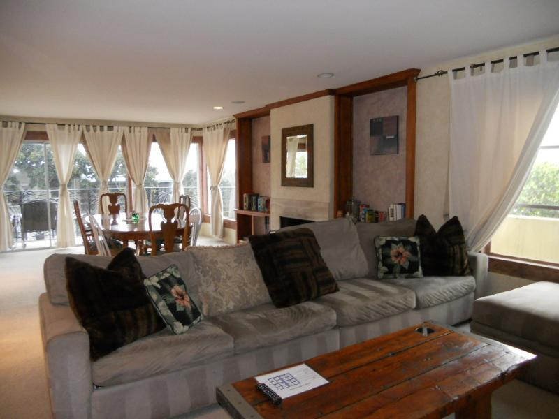 Penthouse living room - Gorgeous Ocean View Penthouse ~ Additional Suites - Laguna Beach - rentals