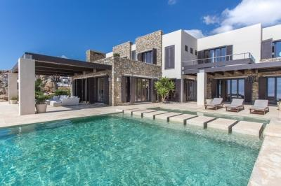 Ravishing 4 Bedroom Villa in Mykonos - Image 1 - Mykonos - rentals