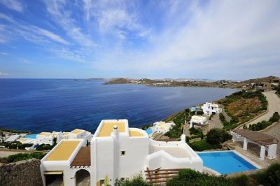 4 Bedroom Villa in Mykonos - Image 1 - Mykonos - rentals