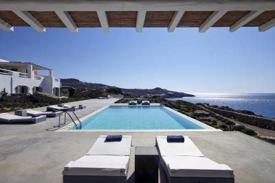 Tremendous 8 Bedroom Villa in Mykonos - Image 1 - Mykonos - rentals