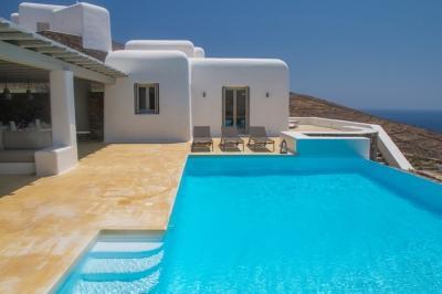 Amazing 5 Bedroom Villa in Mykonos - Image 1 - Mykonos - rentals