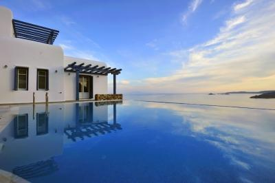 Sensational 4 Bedroom Villa in Mykonos - Image 1 - Mykonos - rentals