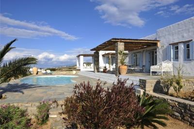 Cozy 5 Bedroom Villa in Paros - Image 1 - Paros - rentals