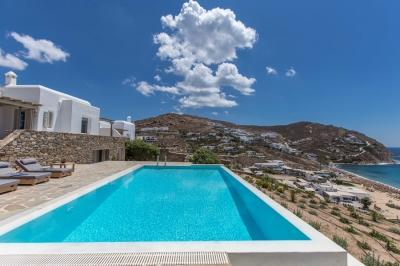 Gorgeous 5 Bedroom Villa in Mykonos - Image 1 - Mykonos - rentals