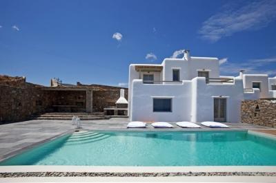 Spacious 5 Bedroom Villa in Mykonos - Image 1 - Mykonos - rentals