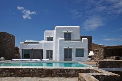 Lovely 7 Bedroom Villa in Mykonos - Image 1 - Mykonos - rentals