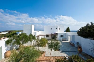 Glamorous 4 Bedroom Villa in Paros - Image 1 - Paros - rentals
