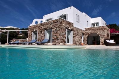 Tremendous 6 Bedroom Villa in Mykonos - Image 1 - Mykonos - rentals