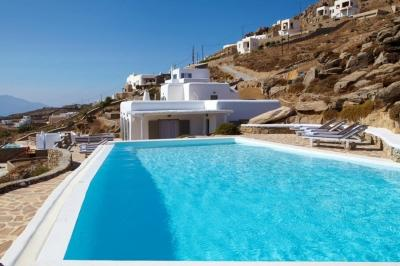 Lovely 4 Bedroom Villa in Mykonos - Image 1 - Mykonos - rentals