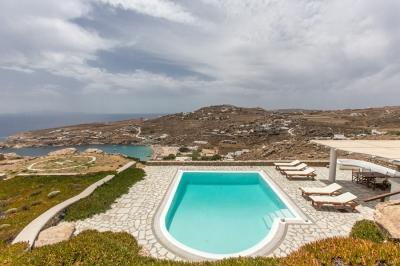 Excellent 3 Bedroom Villa in Mykonos - Image 1 - Mykonos - rentals