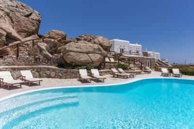 Exceptional 5 Bedroom in Mykonos - Image 1 - Mykonos - rentals