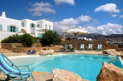 Sensational 4 Bedroom Villa in Paros - Image 1 - Paros - rentals
