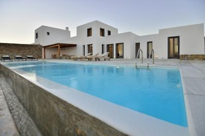 Wonderful 5 Bedroom Villa in Mykonos - Image 1 - Mykonos - rentals