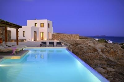 Magical 5 Bedroom Villa in Mykonos - Image 1 - Mykonos - rentals