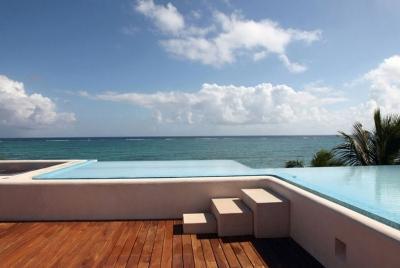 Excellent 4 Bedroom Villa in Sian Ka'an - Image 1 - Punta Allen - rentals