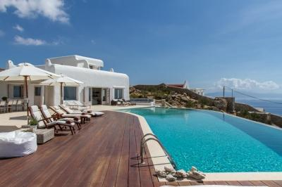 Large 9 Bedroom Villa in Mykonos - Image 1 - Mykonos - rentals