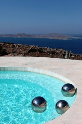 Cozy 4 Bedroom Villa in Mykonos - Image 1 - Mykonos - rentals