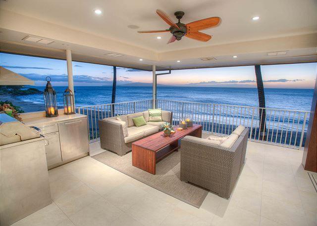 - Beach Front Penthouse at Hale Pau Hana - Kihei - rentals
