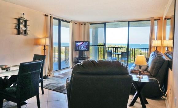 Beach Condo Rental 301 - Image 1 - Cape Canaveral - rentals
