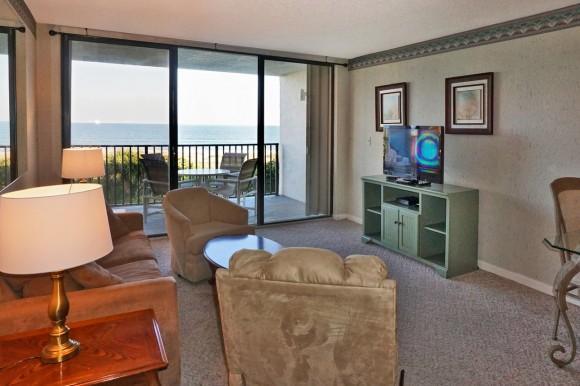 Beach Condo Rental 302 - Image 1 - Cape Canaveral - rentals