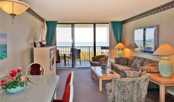 Beach Condo Rental 307 - Image 1 - Cape Canaveral - rentals