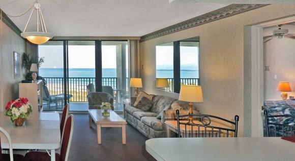 Beach Condo Rental 403 - Image 1 - Cape Canaveral - rentals