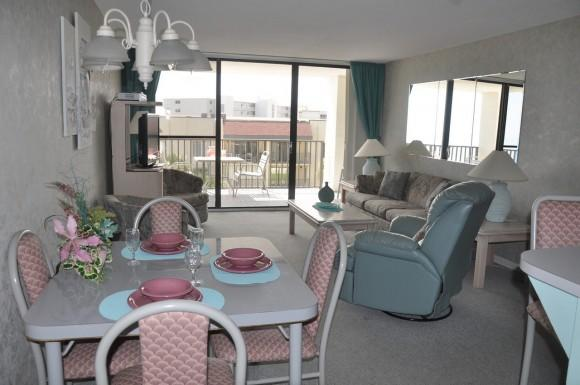 Beach Condo Rental 409 - Image 1 - Cape Canaveral - rentals