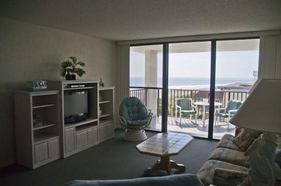 Beach Condo Rental 509 - Image 1 - Cape Canaveral - rentals