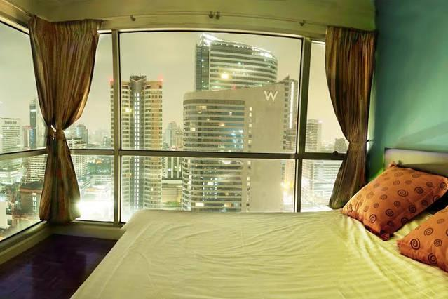 Central Bangkok (Silom Sathorn) w/ panoramic view - Image 1 - Bangkok - rentals