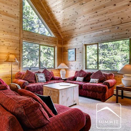 Beautiful Blue River Mountain Magic Retreat 352 (MMR352) - Image 1 - Breckenridge - rentals