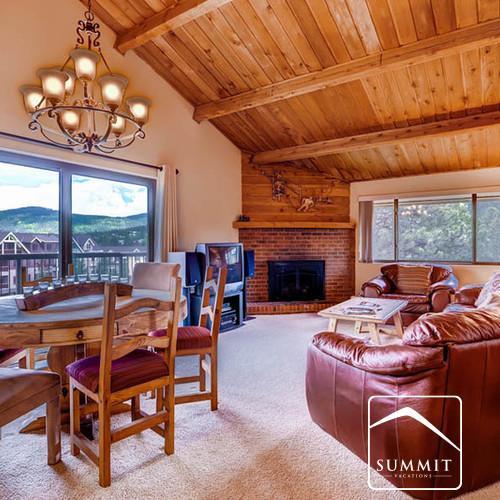 Mountain Wood 406 (MW406) - Image 1 - Breckenridge - rentals