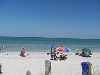 You could be laying here - Best price on the beach! For a gulf view condo - Indian Rocks Beach - rentals